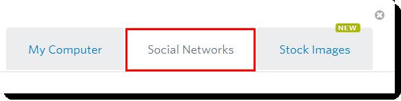 Social Networks Tab
