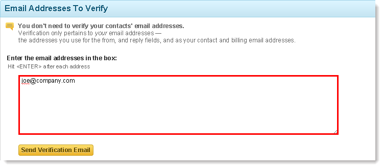 how to send an you tube to an email address