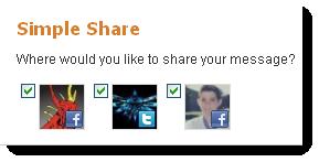share accounts