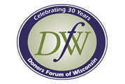 Celebrating 30 Years - Donors Forum of Wisconsin