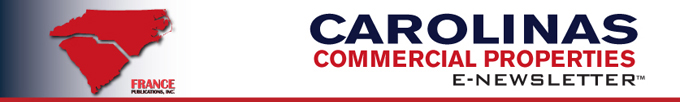 Carolinas Commercial Properties E-Newsletter