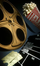 Don't miss the Holidy Movie Marathon at Park Central Branch Library