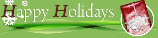 Happy Holidays! 1